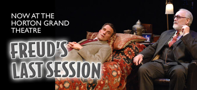 Freud's Last Session at the Horton Grand Theatre