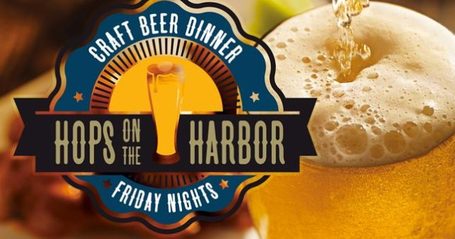 Hops on the Harbor - Flagship Cruises & Events