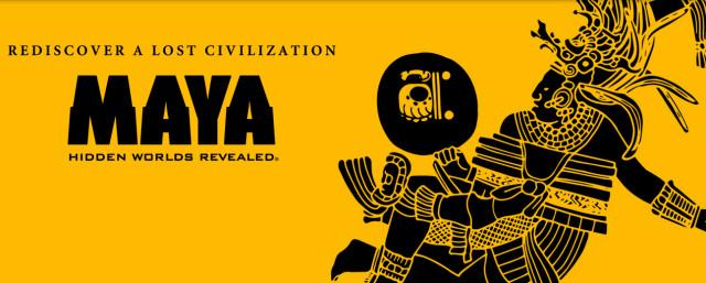 Maya - Hidden Worlds Revealed