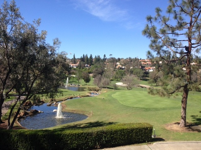 18th Golf Hole - Rancho Bernardo Inn
