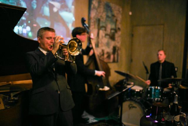 Jazz Band - Croce's Park West