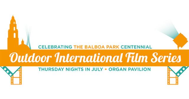 Outdoor International Film Series