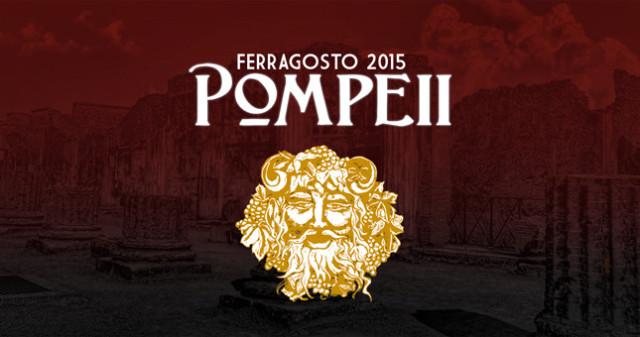 Ferragosto 2015 - Pompeii