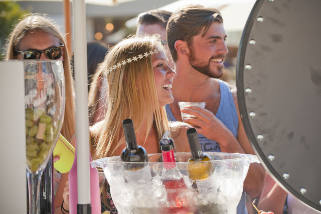 La Jolla Art & Wine Festival is another must-see fall event in La Jolla, Oct. 10-11.
