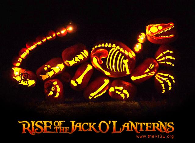 RISE of the Jack O'Lantern
