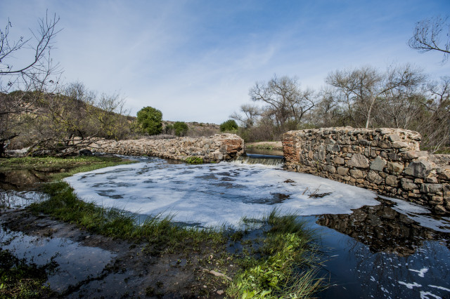 Old Mission Dam in Mission Trails Regional Park. Photo credit: Ce Helton