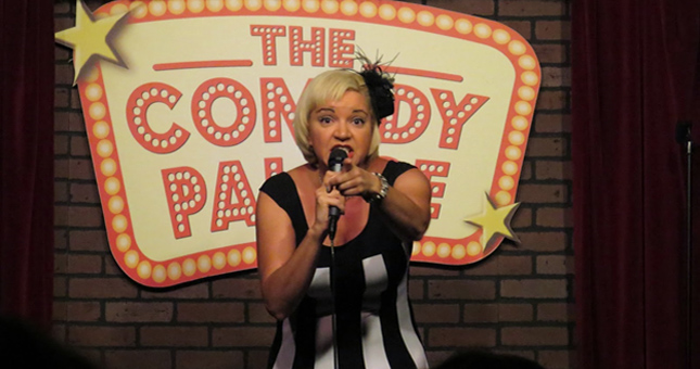 Comedy In San Diego
