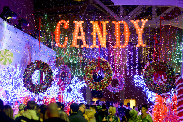 Holiday Wonderland at Petco Park