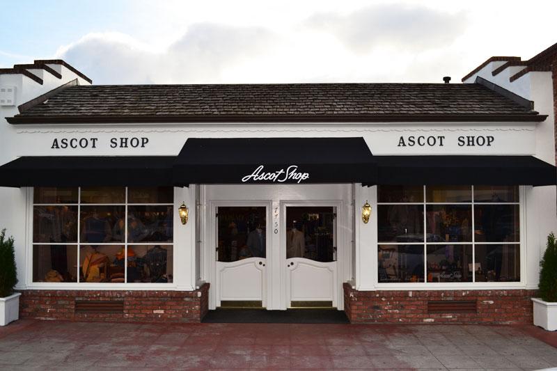 The Ascot Shop