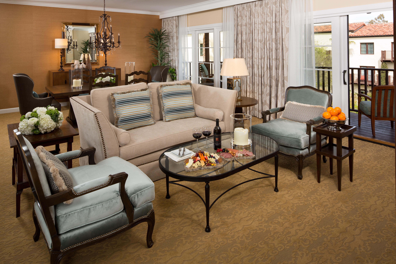 Estancia La Jolla Hotel & Spa Presidential Suites