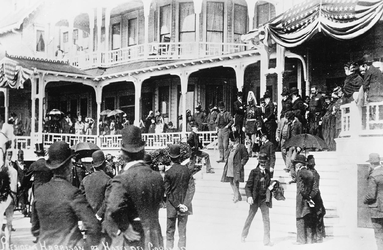 Hotel del Coronado - President Benjamin