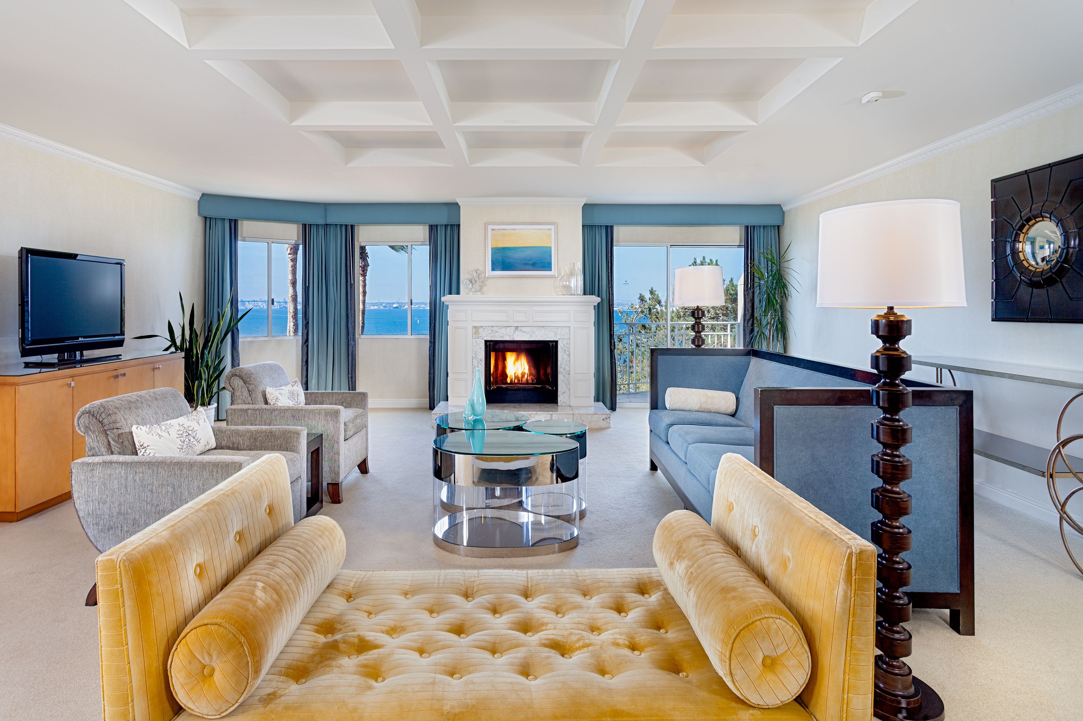 Loews Coronado Bay Resort Presidential Suites
