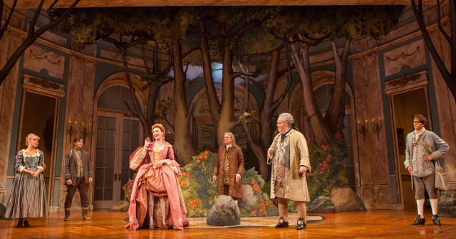 The Metromaniacs - The Old Globe - San Diego Theatre Week