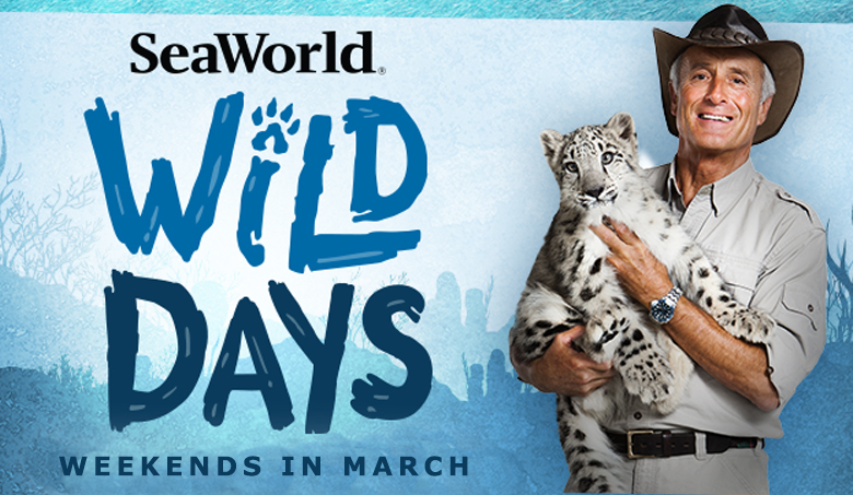 SeaWorld Wild Days - Top Things to Do in San Diego