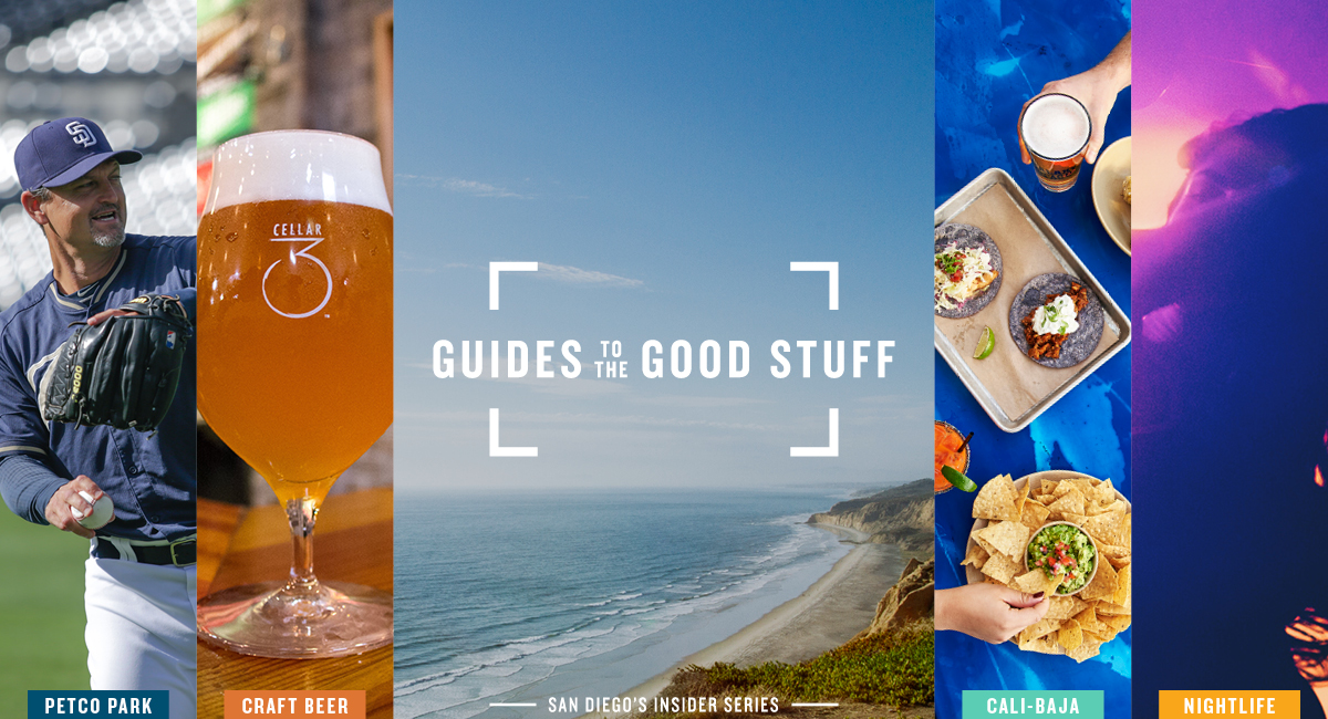 San Diego Guides to the Good Stuff