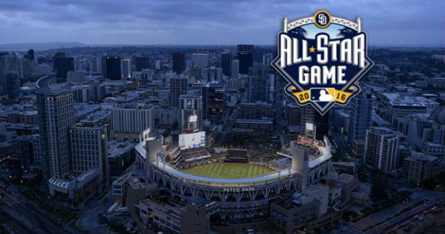 2016 Major League baseball All-Star Week & Game at Petco Park