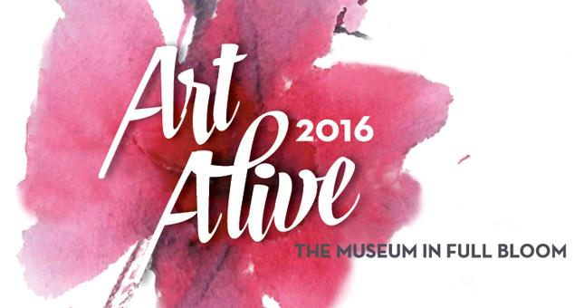 Art Alive - The Museum in Full Bloom