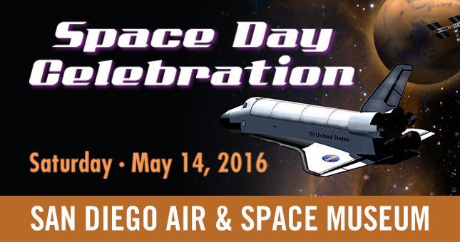 Space Day Celebration