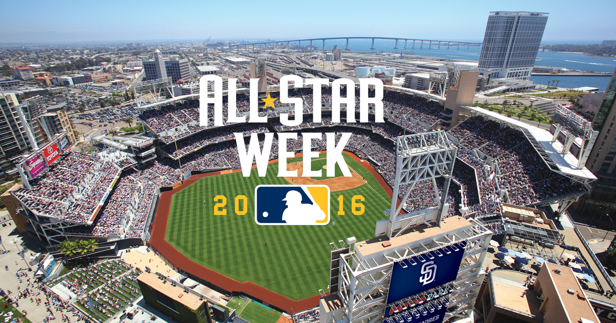 2016 MLB All-Star Week - Top Things to Do in San Diego