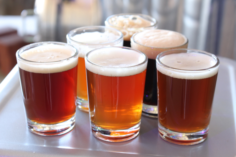 Three Cheers for the Little Guys - 8 Small Breweries to Check Out