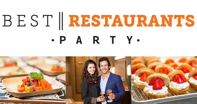 San Diego Magazine's Best Restaurants Party