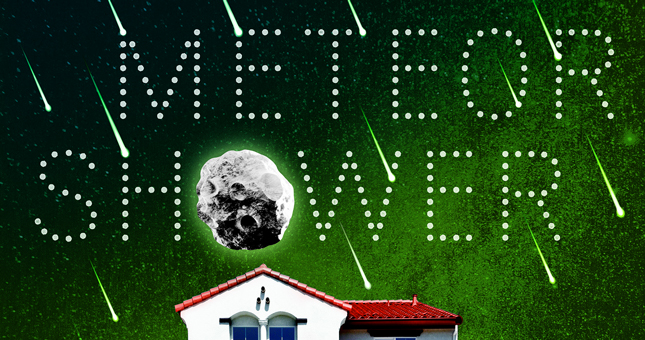 Steve Martins Meteor Shower - The Old Globe