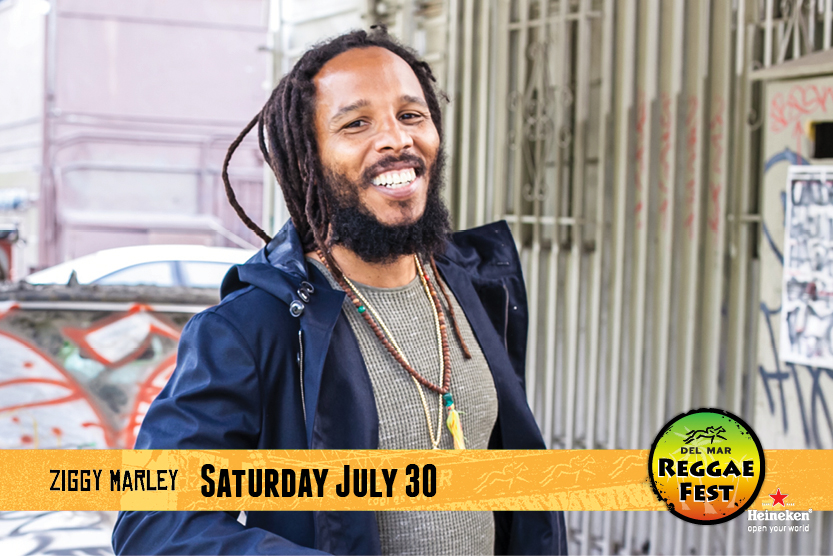 Reggae Fest With Ziggy Marley