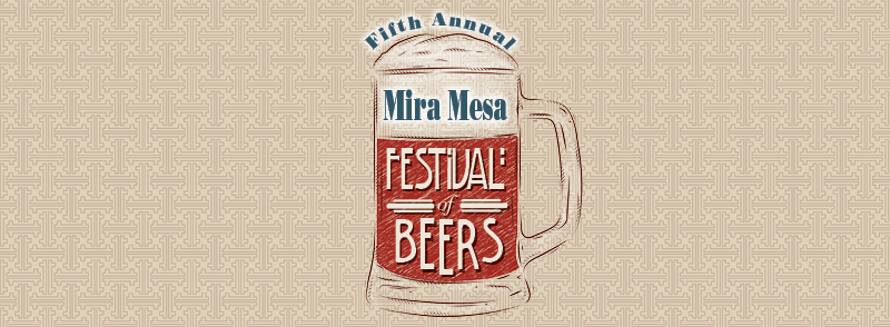 5th Annual Mira Mesa Festival of Beers
