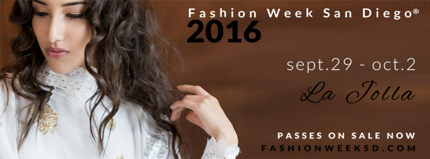 Fashion Week San Diego 2016