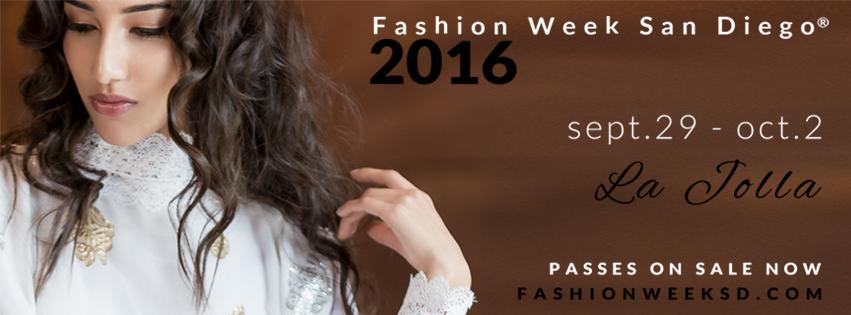 Fashion Week San Diego 2016