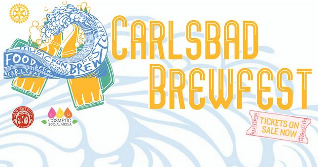 3rd Annual Carlsbad Brewfest