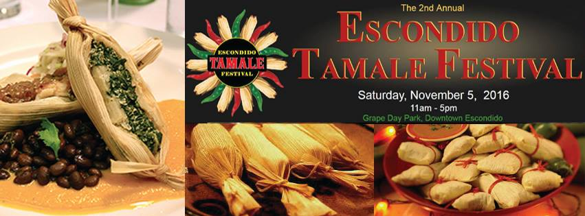 Escondido Tamale Festival