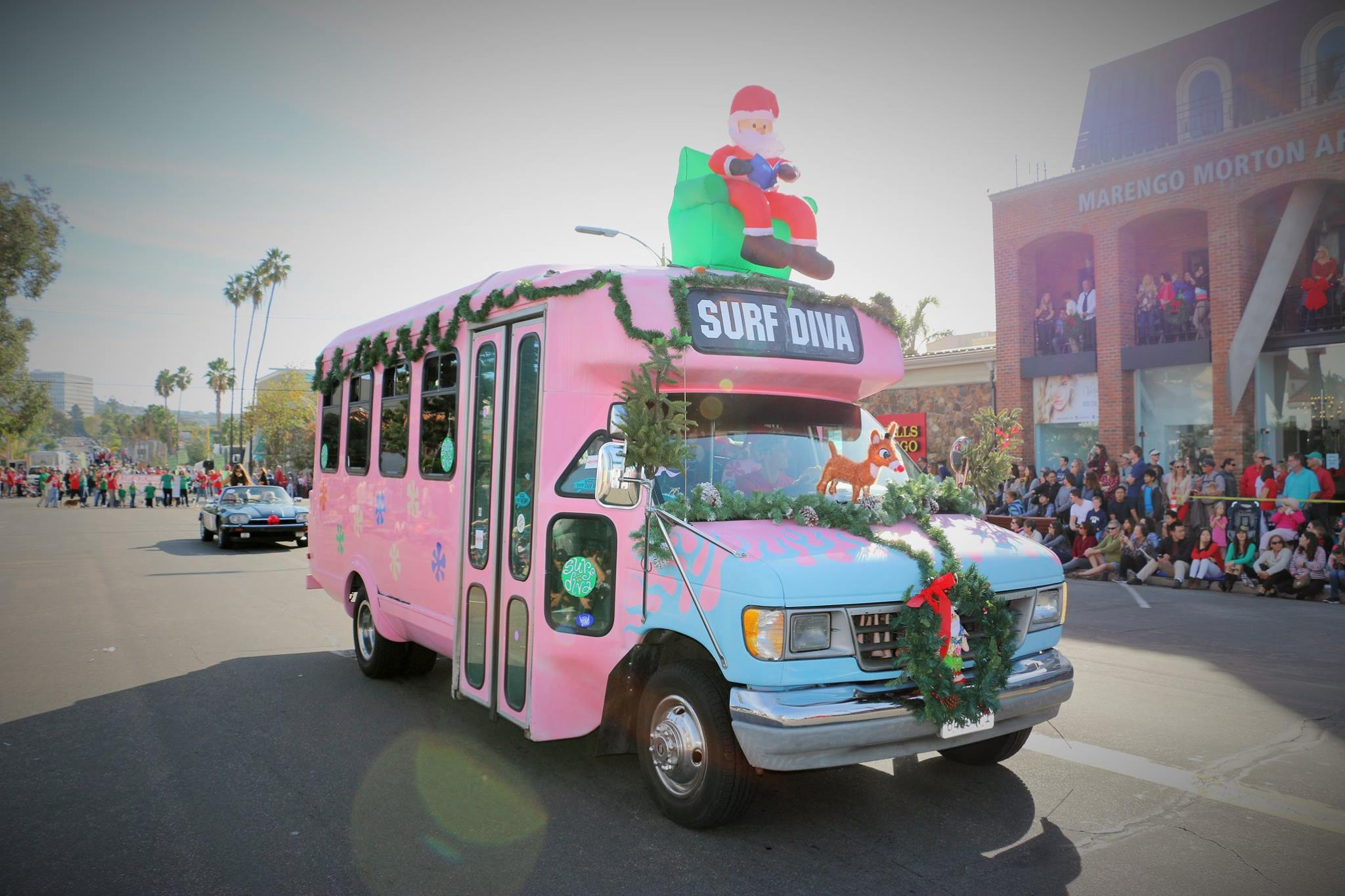 La Jolla Christmas Parade and Holiday Festival