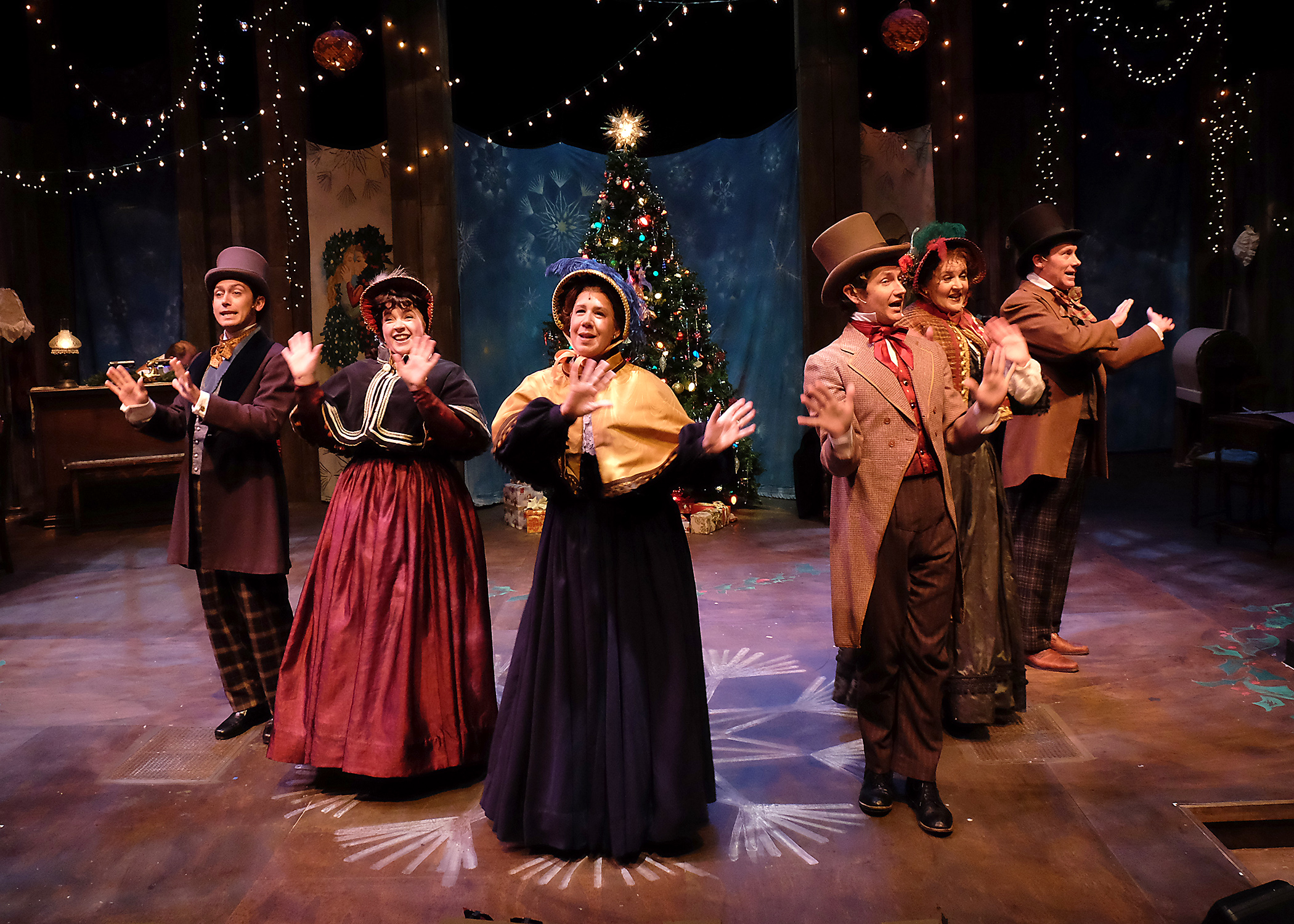 A Christmas Carol - Cygnet Theater