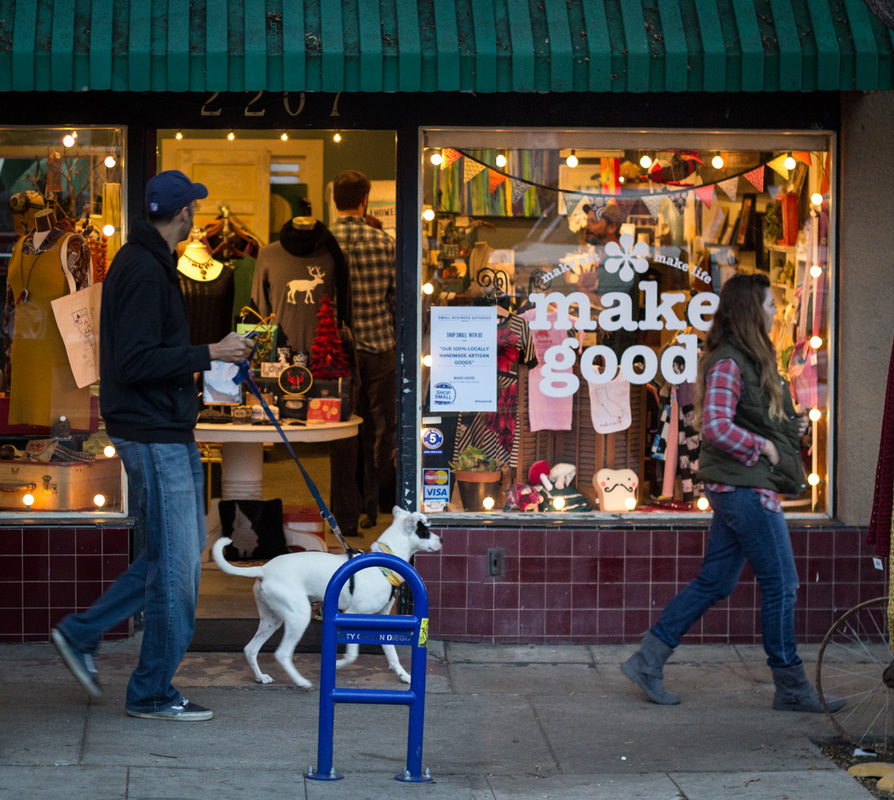Make Good - Holiday Shopping in San Diego