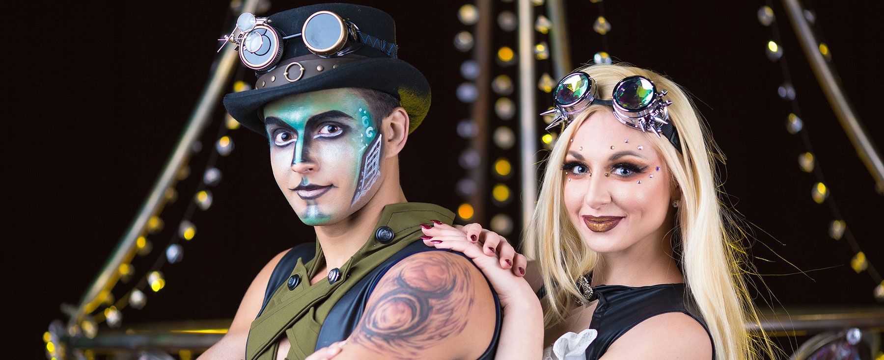 Circus Vargas Presents Steam Cirque - Top Things to Do