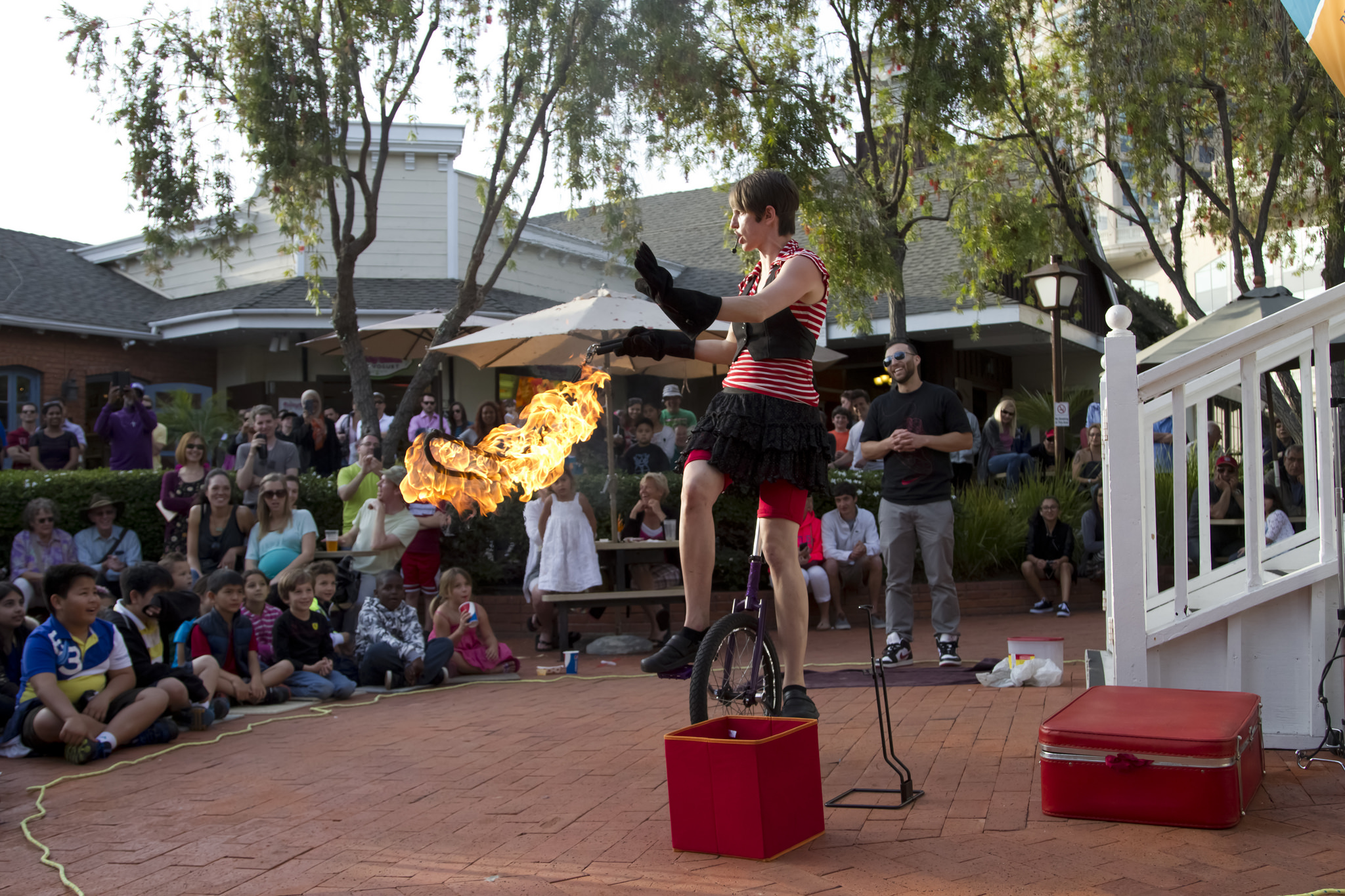 Spring Busker Festival - Top Things to Do