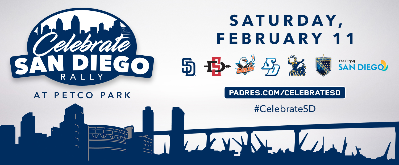 Celebrate San Diego Rally