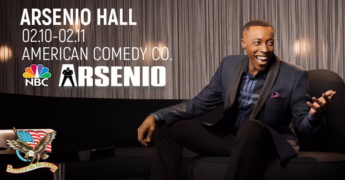 Arsenio Hall - Top Things to Do in San Diego