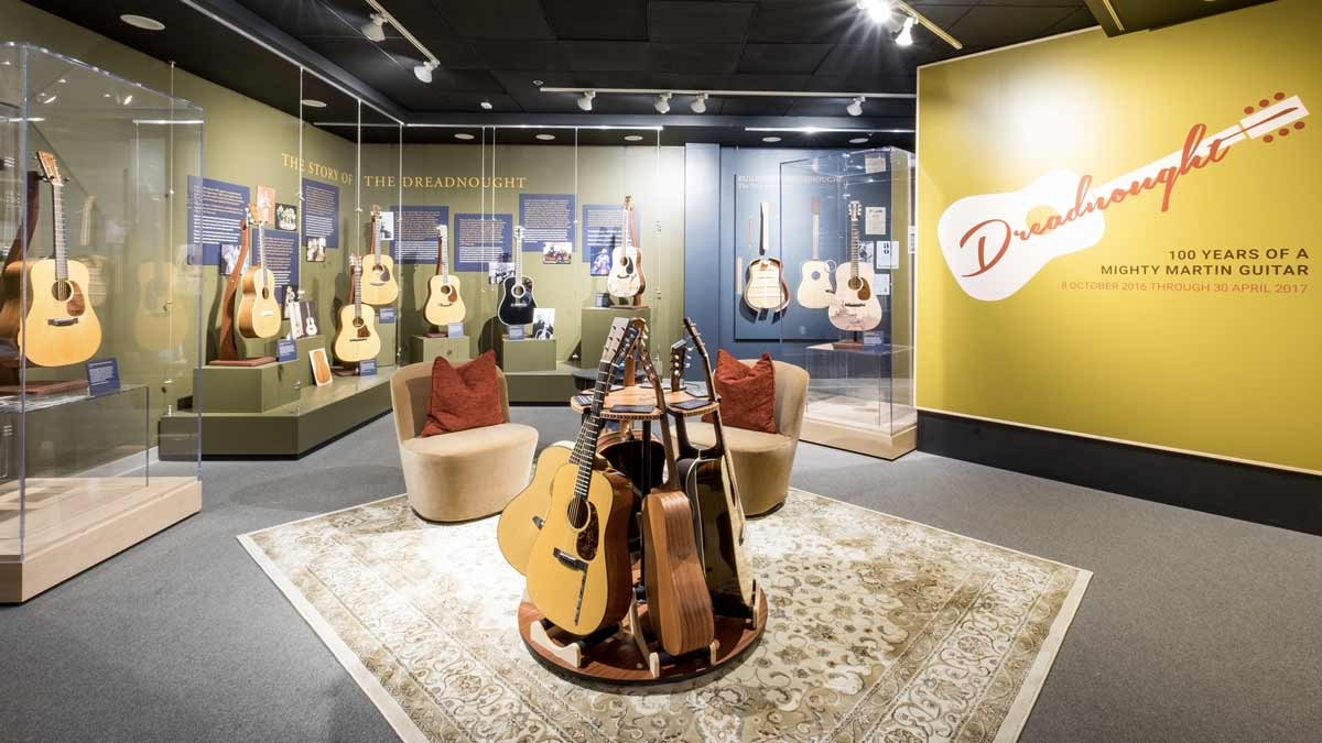 Dreadnought: 100 Years of a Mighty Martin Guitar