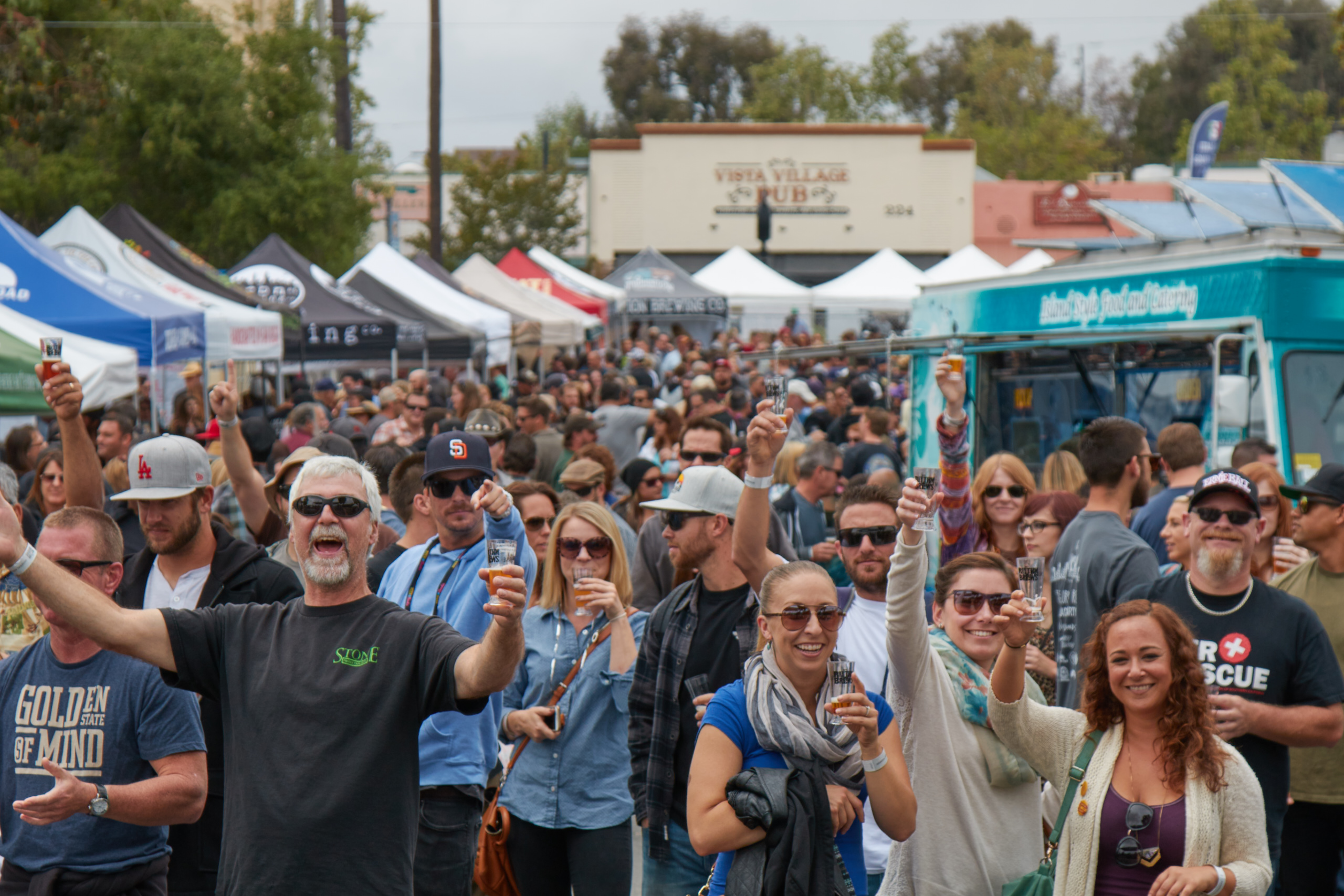 Rhythm and Brews Music and Craft Beer Festival