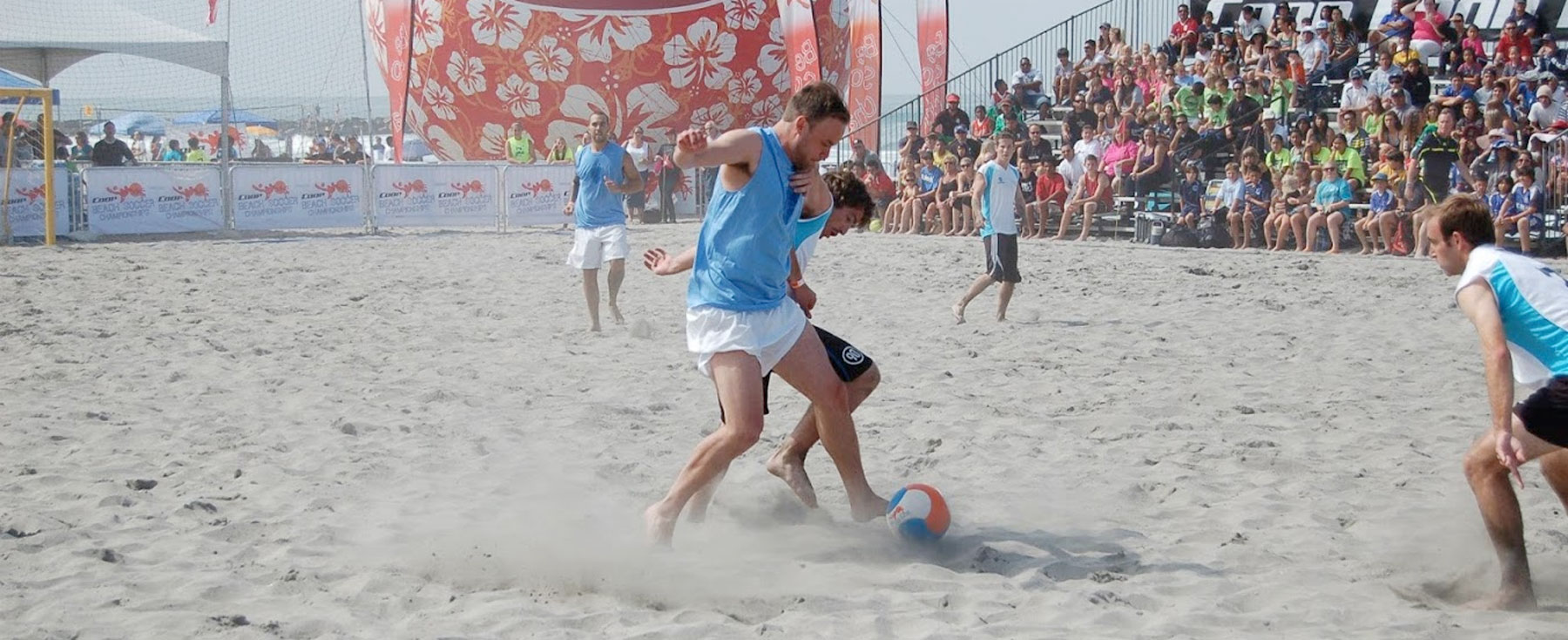 Southern California Beach Soccer Championships