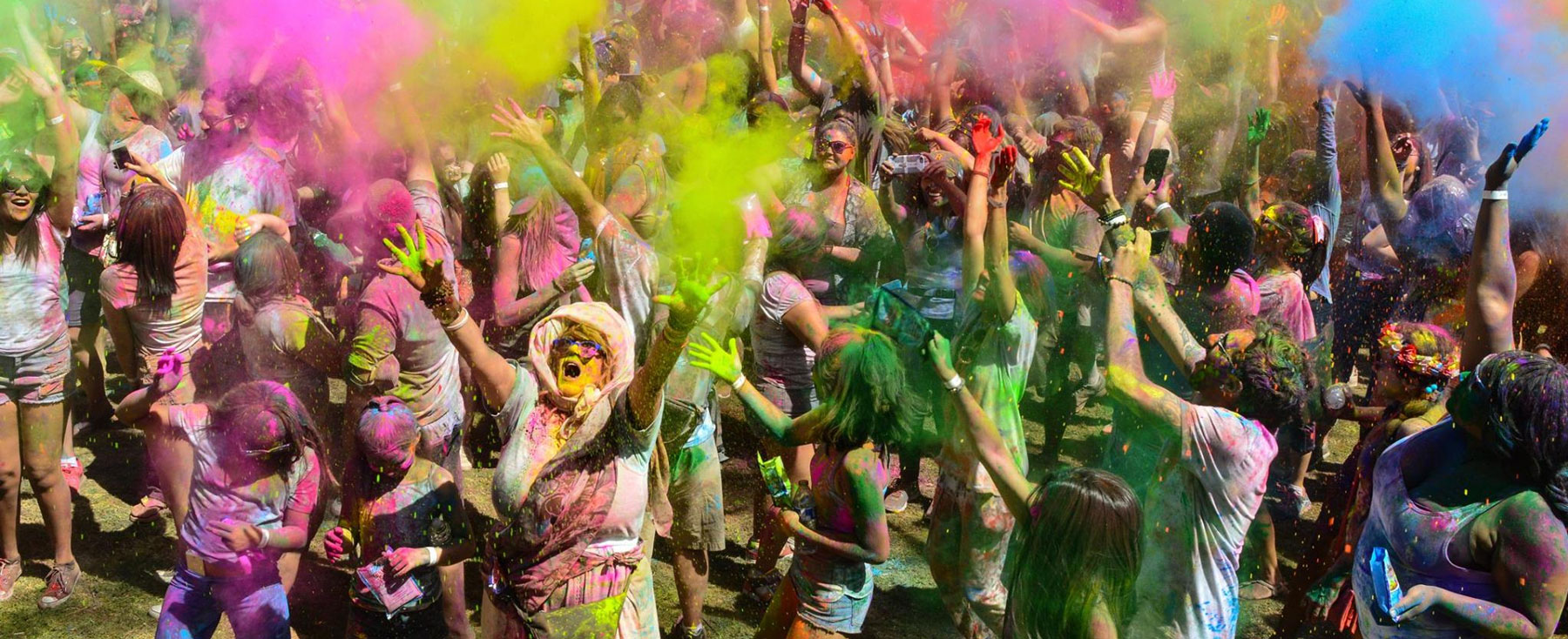 Holi Festival of Colors in Oceanside
