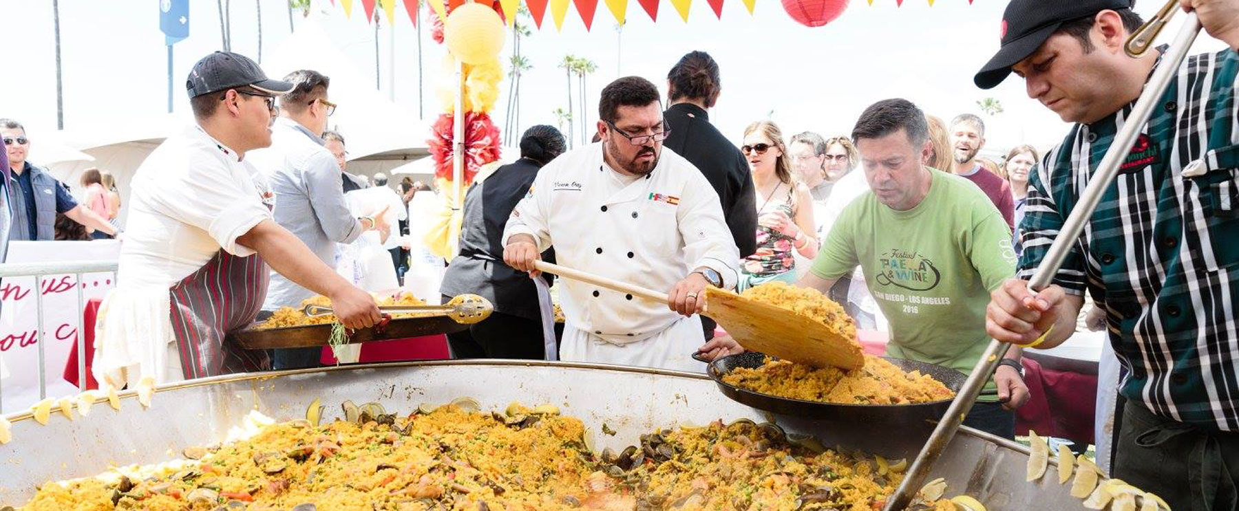 San Diego Paella Wine & Beer Festival - Top Things to Do