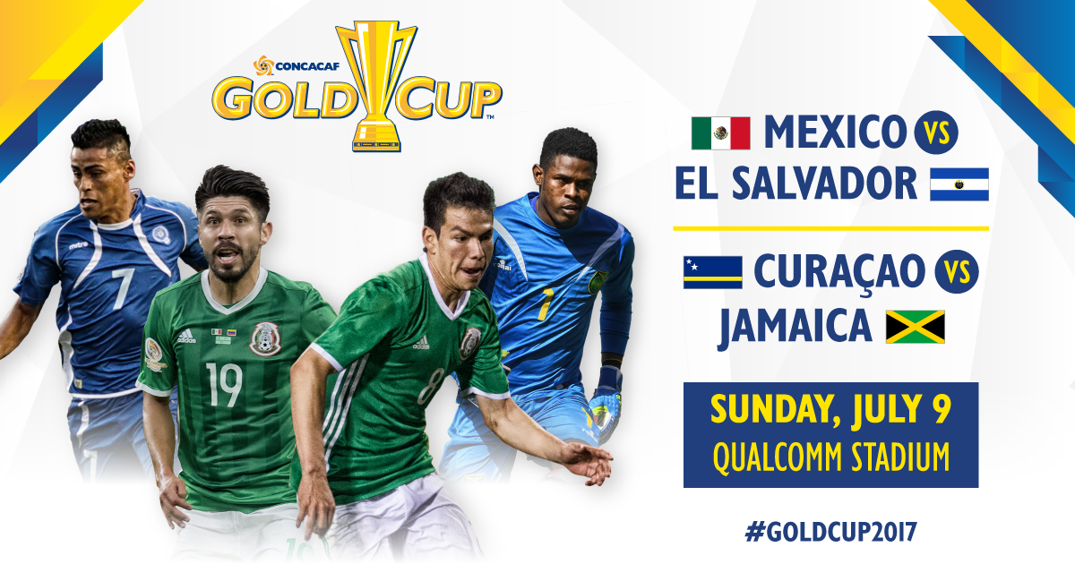 CONCACAF Gold Cup Comes to San Diego's Qualcomm Stadium