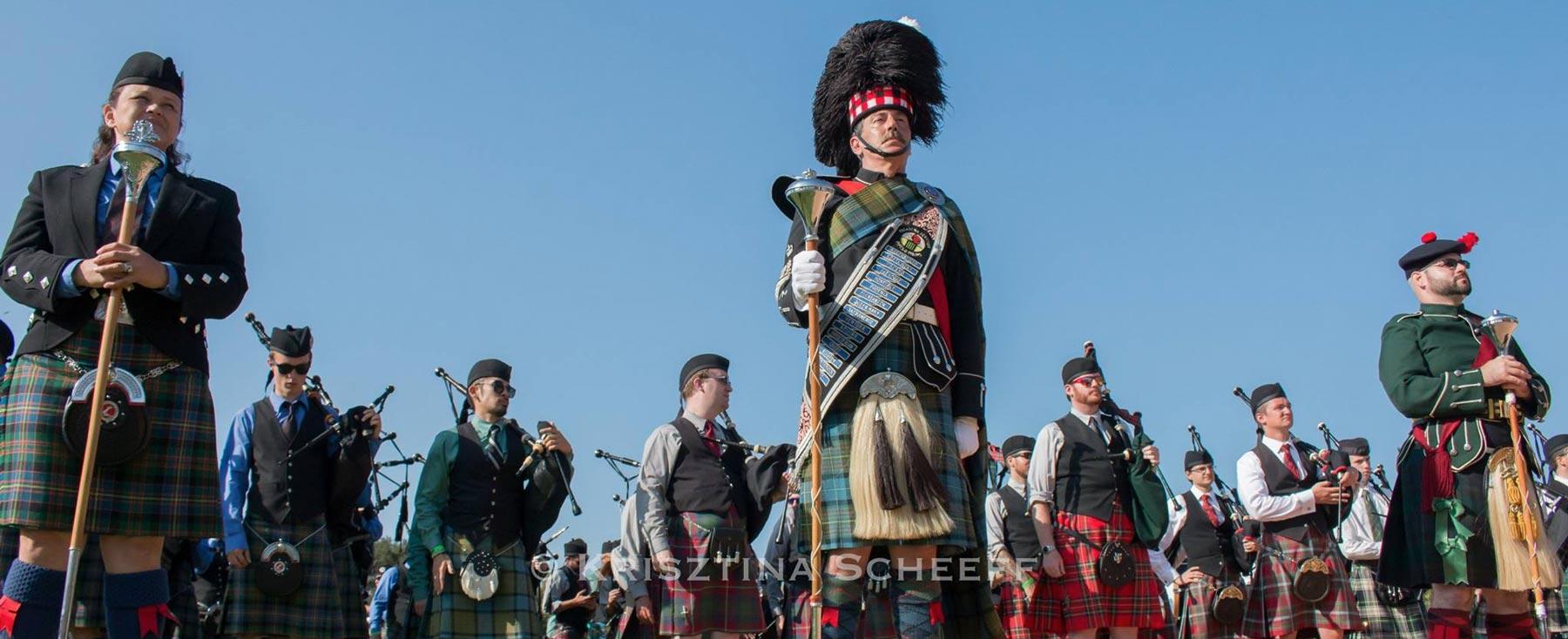 San Diego Scottish Highland Games