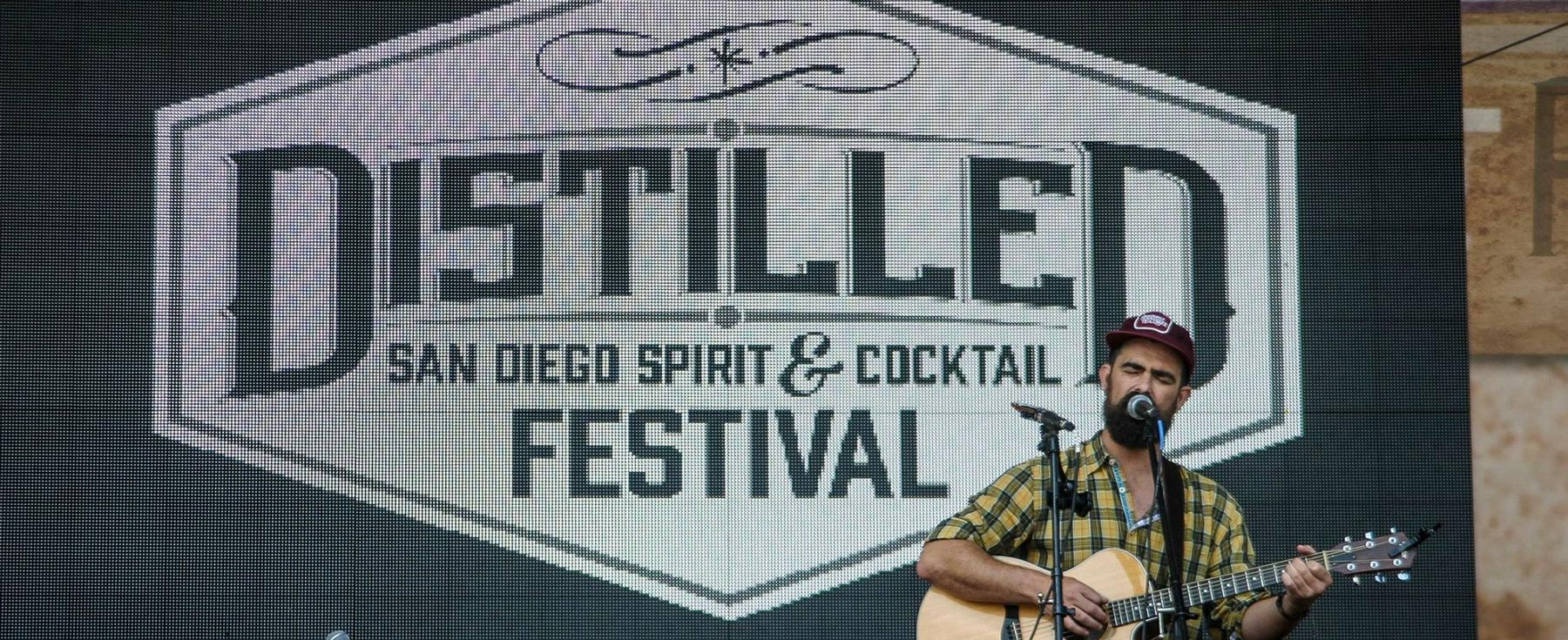 Distilled: San Diego Spirit & Cocktail Festival