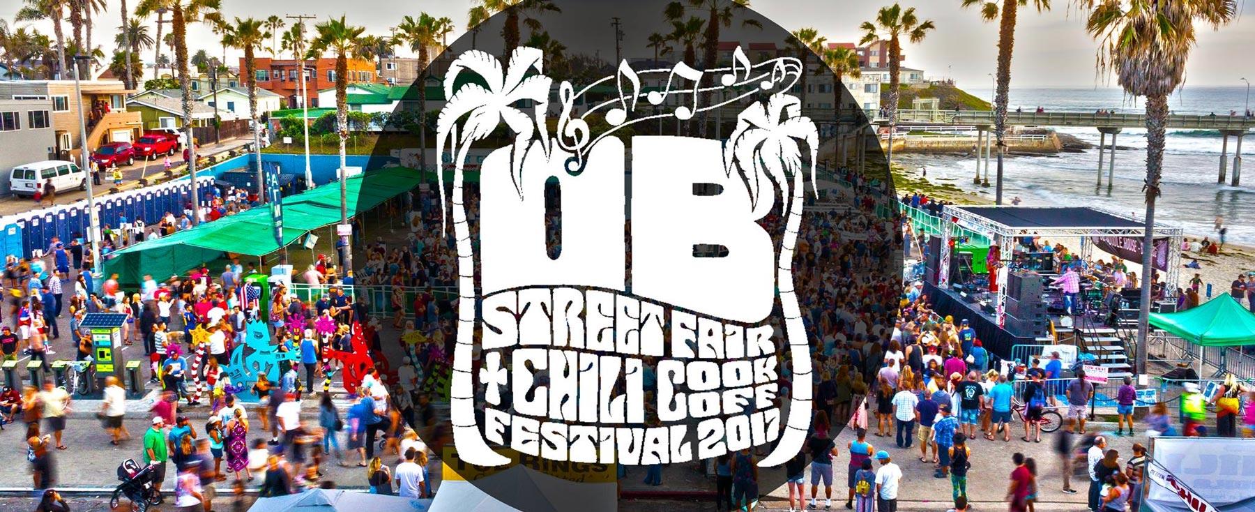 Ocean Beach Street Fair & Chili Cook-Off