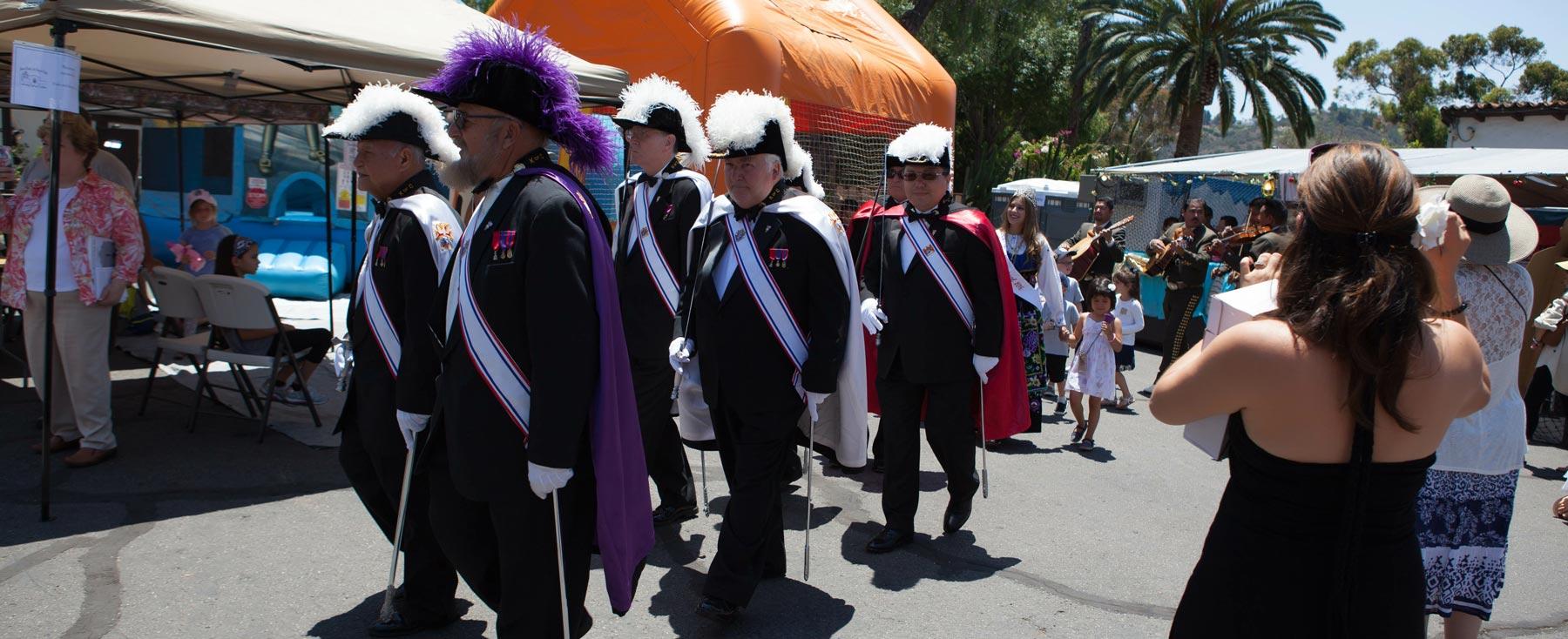 Mission San Diego de Alcala Festival of the Bells