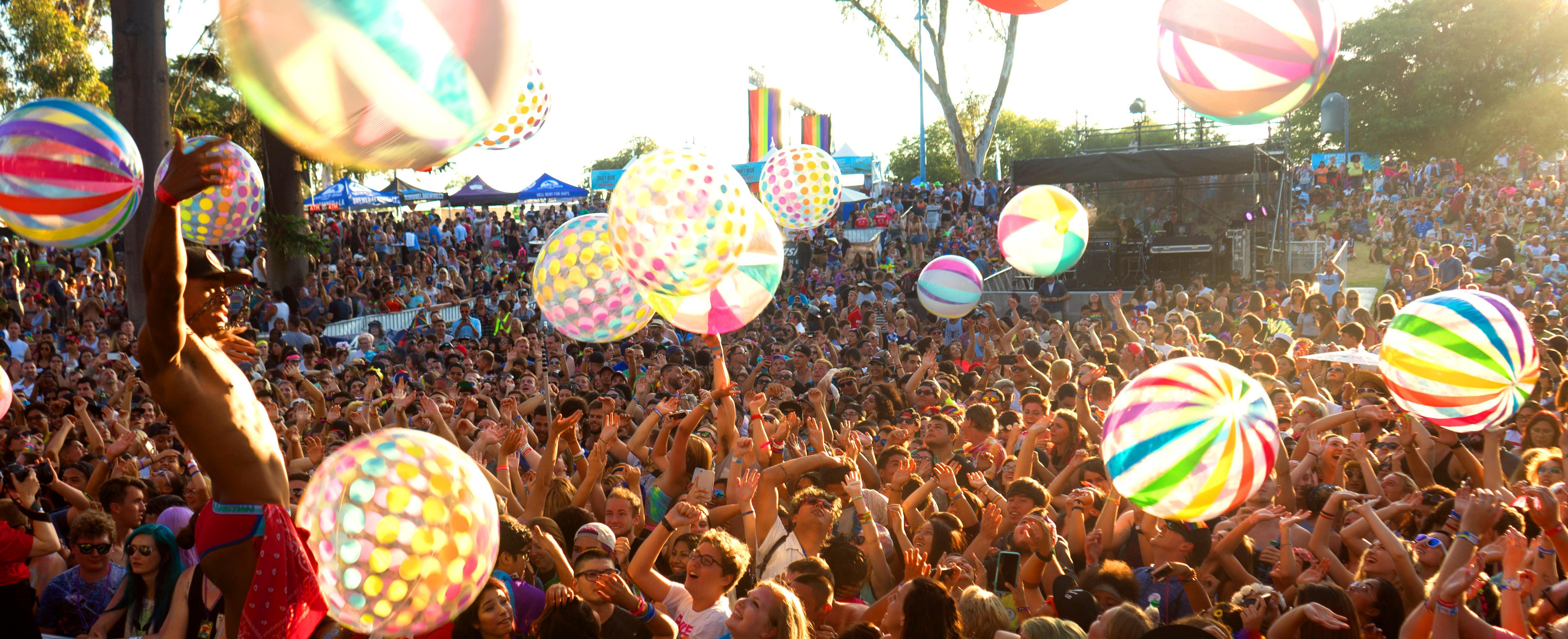 Annual LGBT Pride Music Festival